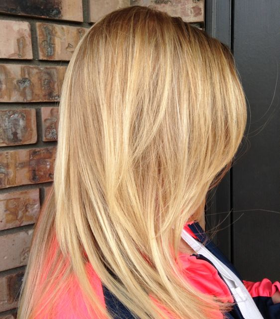 Two Toned Highlights